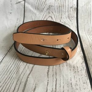 Kate Spade Saturday XS/S skinny belt